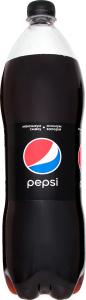 Напій безалкогольний сильногазований Pepsi Black п/пл 1.5л