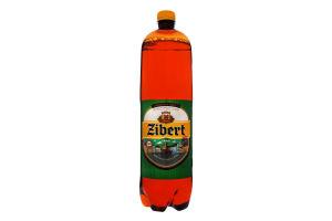 Пиво 1.25л 4.4% светлое Zibert п/бут