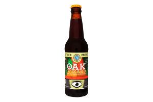 Пиво Saugatuck Oak Wizard темное нефильтрованное