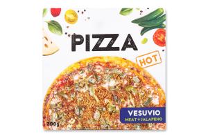 Піца заморожена Meat+Jalapeno Vesuvio Vici к/у 300г