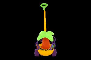 Игрушка для детей от 3лет №7918 Каталка с ручкой Пальма Polesie 1шт