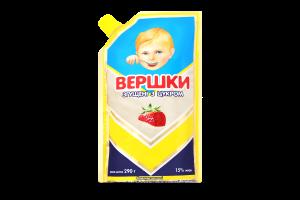 Сливки сгущенные 15% с сахаром Первомайський МКК д/п 290г