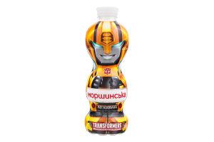 Вода минеральная негазированная Transformers Моршинська п/бут 0.33л