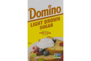 Domino Light Brown Sugar Pure Cane Sugar