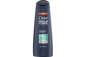 Dove Men+Care Fortifying Shampoo Aqua Impact