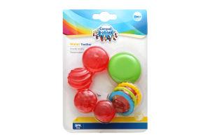 Прорізувач для зубів для дітей від народження №56/132 Бульбашки Canpol Babies 1шт