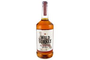 Віскі Wild Turkey Бурбон 81 40,5% 1л х3