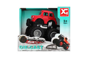 Машинка для детей от 3лет №XG879-17A XiangGao Toys 1шт