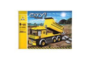 Іграшка City ET конструктор Будівельна техніка арт.SM808 х6