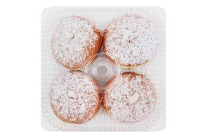 Пончики с начинкой Топлёное молоко Скиба п/у 4х55г
