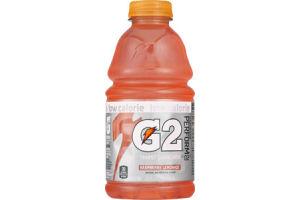 Gatorade G Series Perform 02 Thirst Quencher Raspberry Lemonade Low Calorie