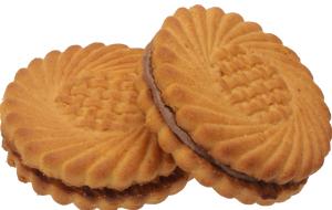 "Печиво Диканьське перешароване ""Насолода шоколадно-горіхова"", 1,8 кг"