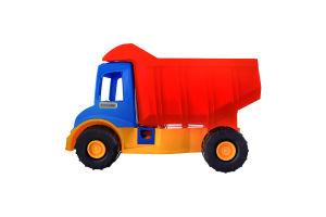Іграшка для дітей від 12міс №39217 Вантажівка Wader 1шт