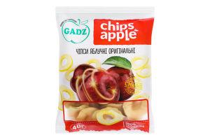 Чіпси яблучні оригінальні Chips Apple Gadz м/у 40г