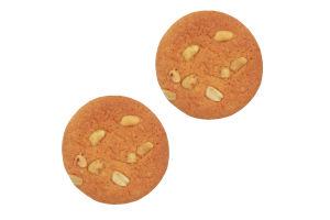 Печенье здобное песочно-отсадное Американское с арахисом Biscotti кг