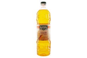 Масло кукурузное рафинированное дезодор Кама 1л