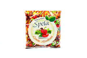 Смесь овощная замороженная Азиатская Spela м/у 400г