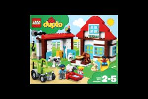 LEGO® DUPLO® Town День на ферме 10869
