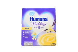 Пудинг Humana Ванільний 3,1% 400г х6