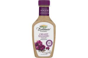 Bolthouse Farms Creamy Balsamic Yogurt Dressing