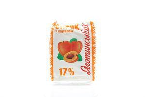 Творожок Яготинский с курагой 17% 200г