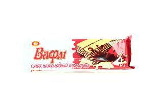 Вафлі Смак шоколадний трюфель 50г