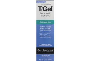Neutrogena T/Gel Therapeutic Shampoo Stubborn Itch
