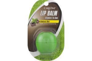 CareOne Lip Balm Chocolate Mint