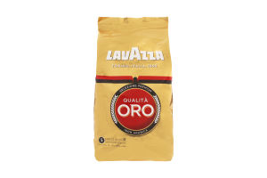 Кава Lavazza в зернах Qualita Oro 1000г х6