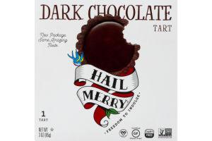 Hail Merry Chocolate Miracle Tart