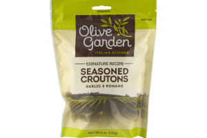 Olive Garden Signature Recipe Seasoned Croutons Garlic & Romano