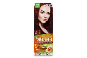 Крем-фарба для волосся Avena Рябина №033 Acme Color 1шт