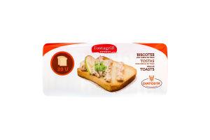 Тосты пшеничные Tostagrill Diatosta м/у 150г