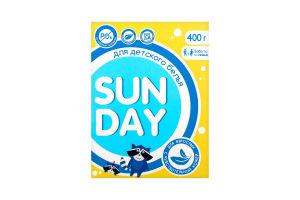 Порошок стиральный SunDay д/детского белья автомат