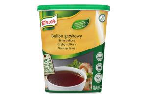 Бульон грибной быстрого приготовления Knorr ст 1кг