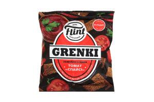 Гренки ржаные со вкусом томата Спайси Flint м/у 70г