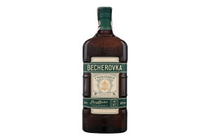 Настоянка 0.5л 38% лікерна на травах Unfiltered Becherovka пл