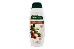Шампунь для пошкодженого волосся з аргановою олією Відновлення Натурель Palmolive 380мл