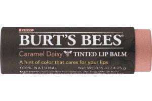 Burt's Bees Tinted Lip Balm Caramel Daisy