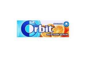 Резинка жевательная без сахара Фантастический апельсин Orbit 14г