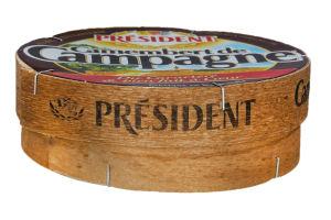 Сир President Камамбер Де Кампань 45% 250г Франція х12