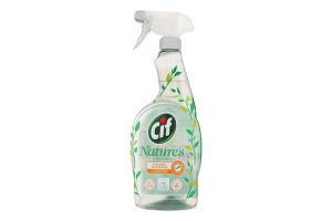 Средство чистящее для кухни Могущество природы Cif 750мл