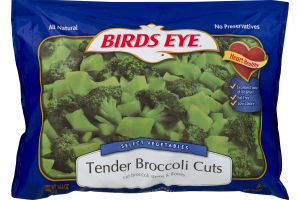 Birds Eye Select Vegetables Tender Broccoli Cuts