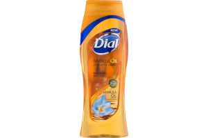 Dial Miracle Oil Restoring Body Wash Marula Oil