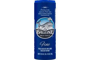 La Baleine Sea Salt Fine