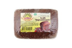 Хлеб Бородинский Пава м/у 0.4кг