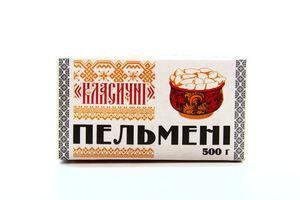 Пельмени Класические Мушкетер к/у 500г