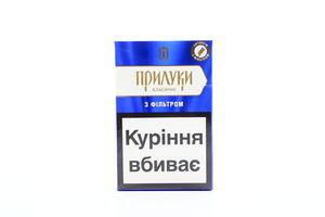 Сигареты Прилуки Особенные изысканные