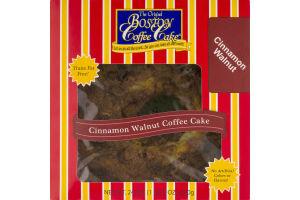 The Original Boston Coffee Cake Cinnamon Walnut