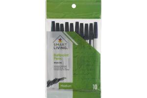 Smart Living Ballpoint Pens Black Ink